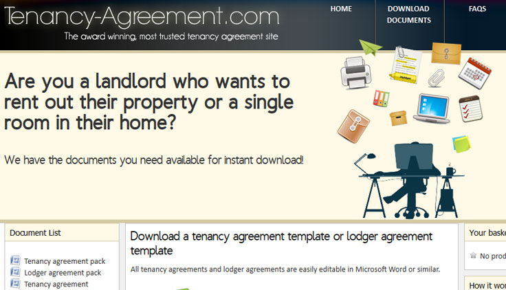 Tenancy-Agreement portfolio image